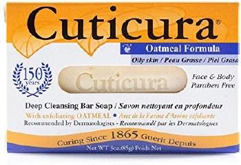 Cuticura Soap Oatmeal Oily ski