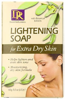 DR Lightening Soap Dry Skin