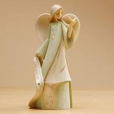 Angel Figurine June