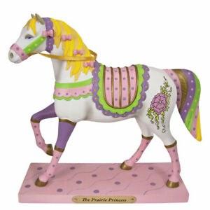 Prairie Princess Horse Figure