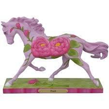 Petalsl Horse Figure