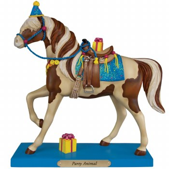 Party Animal Horse Figure