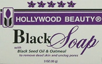 HB black soap 3oz