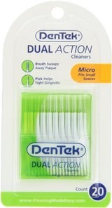 DUAL ACTION CLEANERS Micro