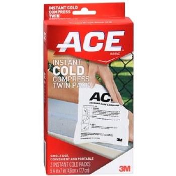 Ace Cold Compresses Instant 2P