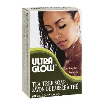 Ultra glow tea tree soap 3.5oz