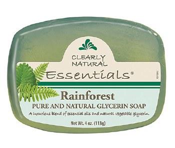 CNE Rainforest glycerine soap