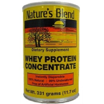 NB Whey Protein Concent 11.7oz