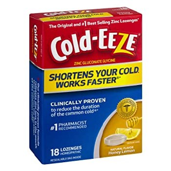 COLD-EEZE COLD 18PK