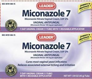 LDR Miconazole 7 Cream 1.59oz