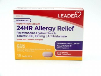 LDR ALLERGY RELIEF 15tab