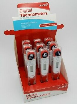 LDR Digital Thermometer