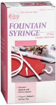 Cara Fountain Syringe 2QT