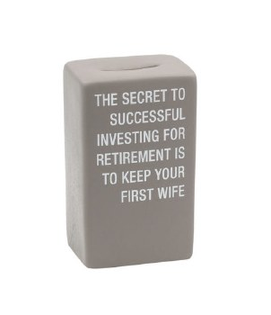 Keep Your First Wife Bank