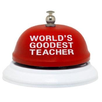 World's Goodest Teacher Desk