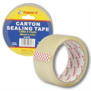 "Package Tape 2"" x 45yd"