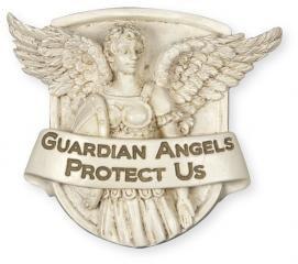 Guardian Angels Visor Clip