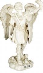 """Uriel Archangel 7"""" Figurine"""