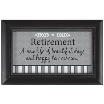 Happy Retirement Plaque