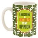 Opinion Mug