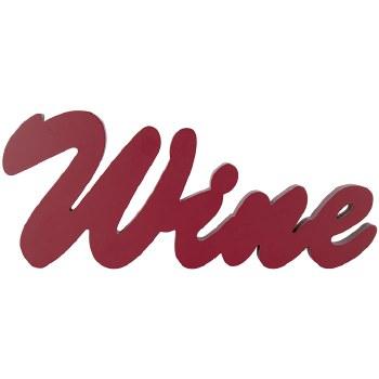 Wine Decor Plaque