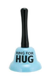 Ring For Hug Krazy Bell