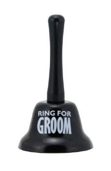 Ring For Groom Krazy Bell