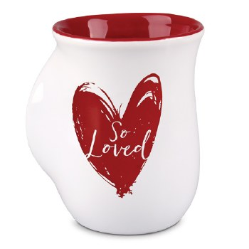 So Loved White Mug
