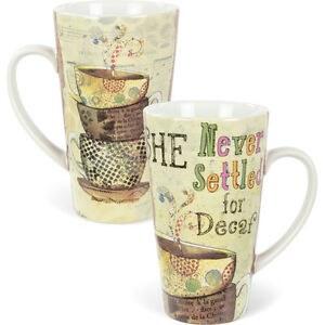 Decaf Latte Mug