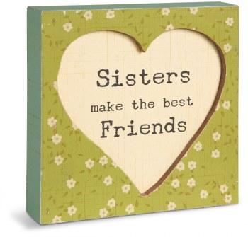 "Sister Plaque 4"""