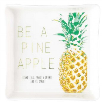 Be A Pineappe Serving Tray