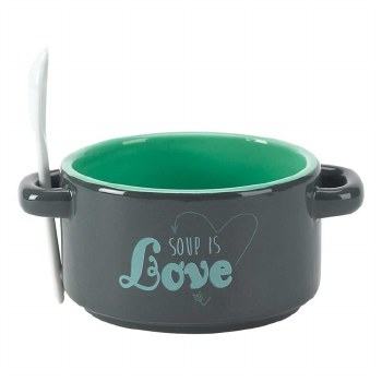 Soup Is Love Soup Bowl