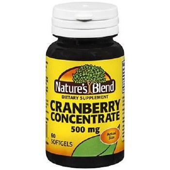 N/b cran conc 500 mg sgc 60