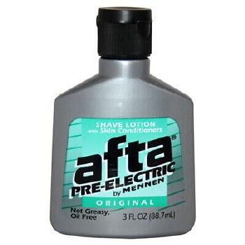Afta Pre-Eletric Original 3oz