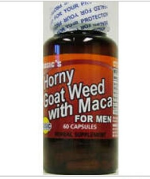 BV HORNY GOAT WEED