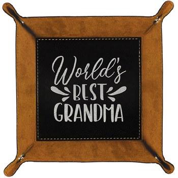 """Grandma"" Catchall Tray"