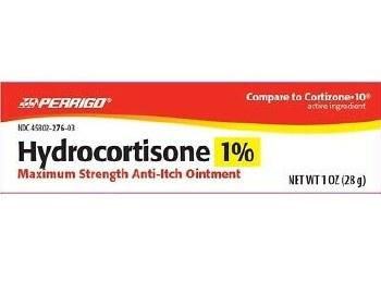 Hydrocortisone 1% 1oz
