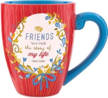 Friend Mug 17oz