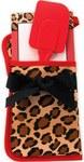 Cheetah potholder gift set