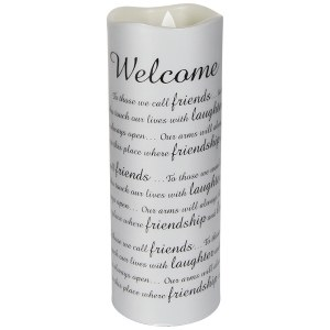 Welcome Sennet Candle