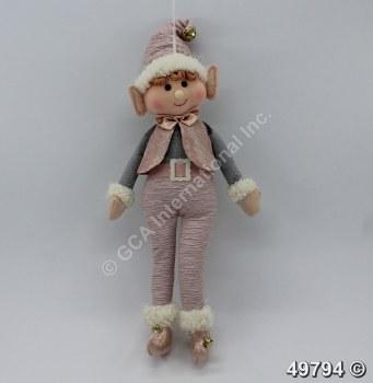 Elf Ornament Boy Plush