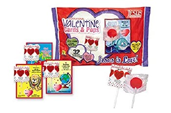 Valentine Pops and Cards