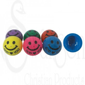 Smile Face Poppers