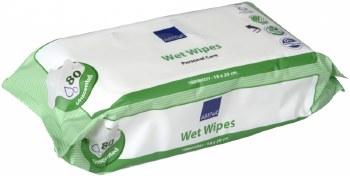 Abena Wet Wipes 80 ct