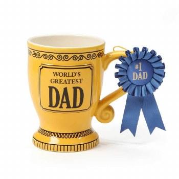 Trophy Dad Nov Mug