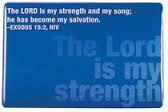 Lord is My Strength  Magnet