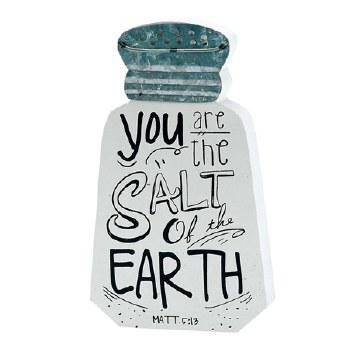 You Are The Tabletop Plaque