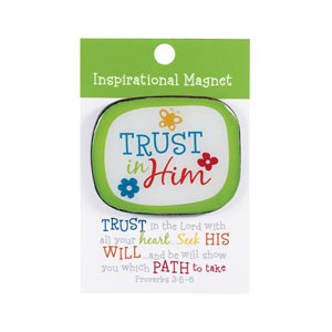 MAG Trust In Him Magnet