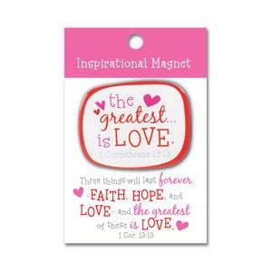 Magnet, Love is Patient