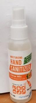Hand Sanitizer Citrus Mix 2oz